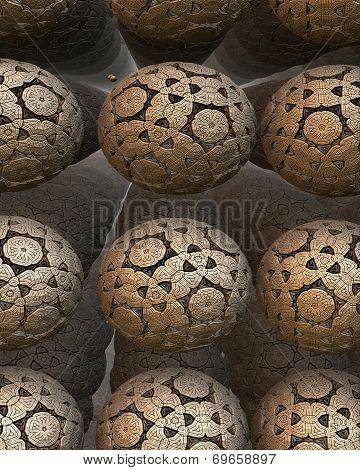 Gold Balls
