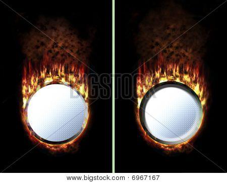 Hotter Fire Button
