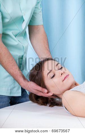 Examination Of The Cervical Vertebrae