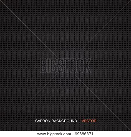 Vector illustration of of carbon fiber material - nice texture for your projects
