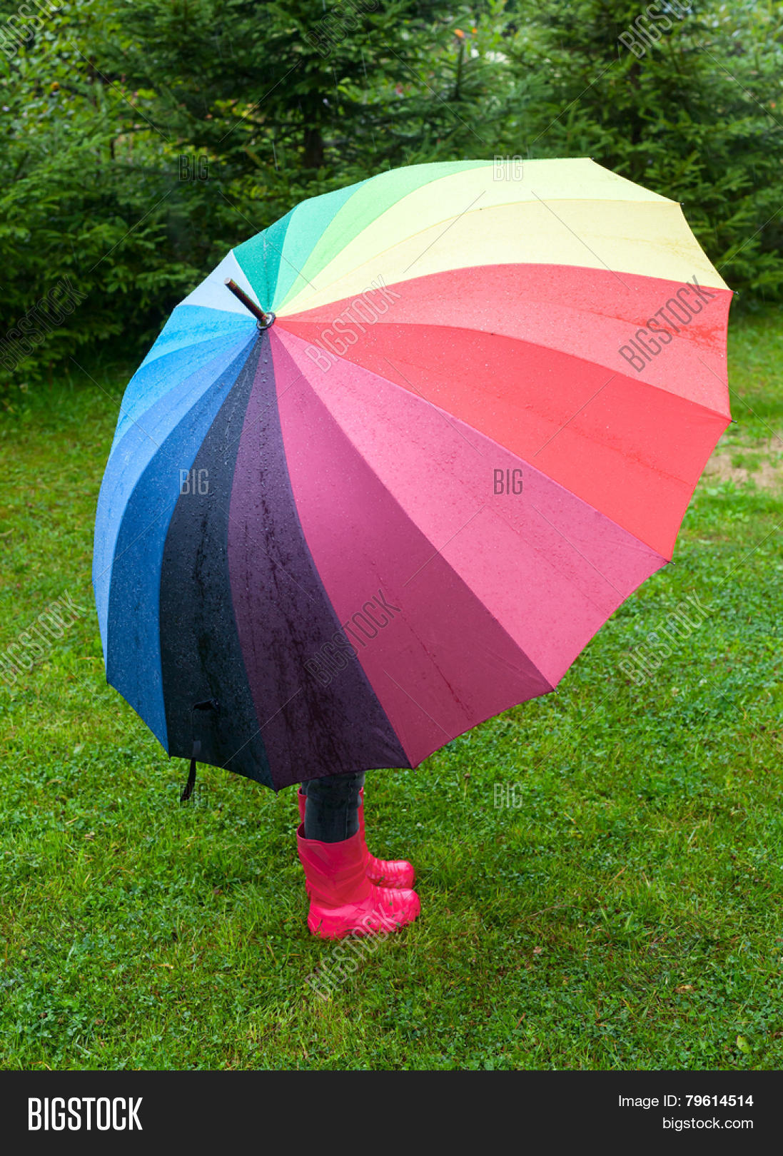 Little Girl Wearing Image & Photo (Free Trial)   Bigstock