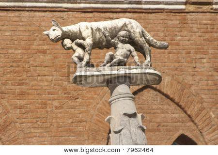 Symbol of Siena