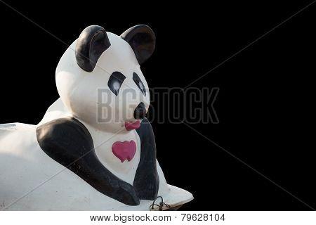 Panda Isolated