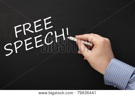 Writing Free Speech