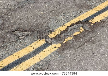 Roadway Damage