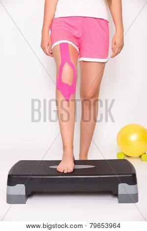 Rehab Exercise for injured knee