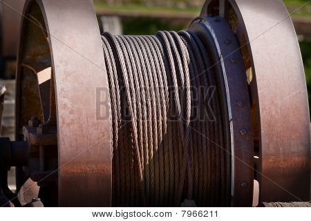 Rusted Cable