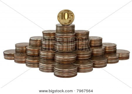 Financial Pyramid 3