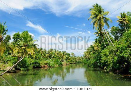 Индия - Керала канал