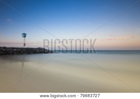 Sunrise at City Beach, Perth, Western Australia