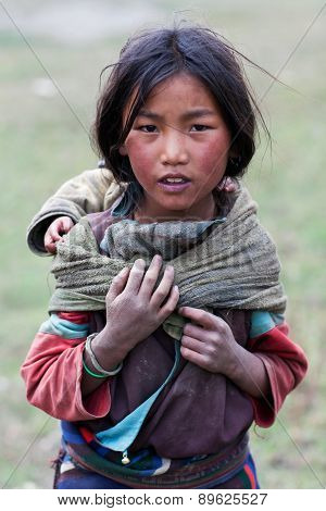 Nepalese Children