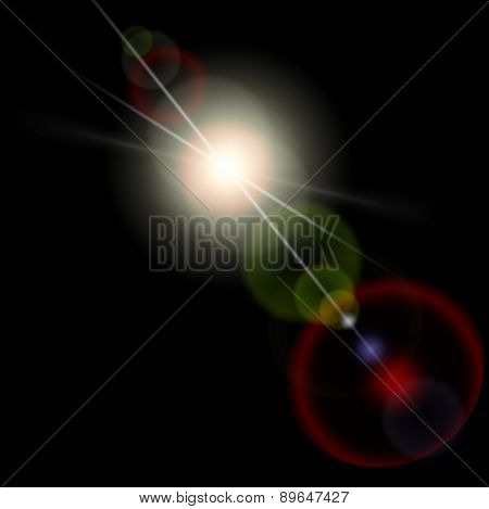 Vector Lens Flares