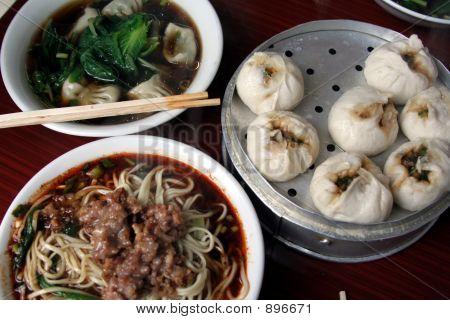 sichuanese breakfast