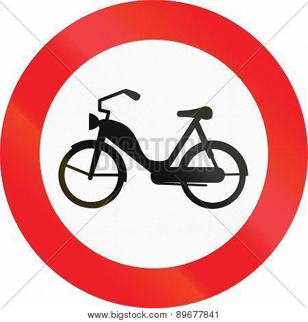 No Mopeds In Austria