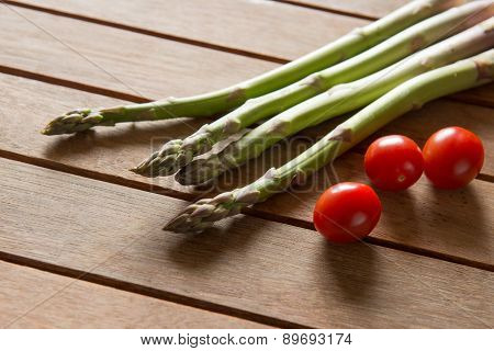 Fresh Spring Vegetables