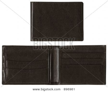 Wallet - Brown Leather