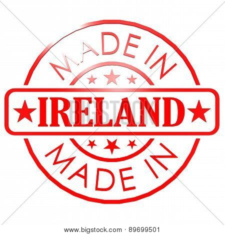 Made In Ireland Red Seal
