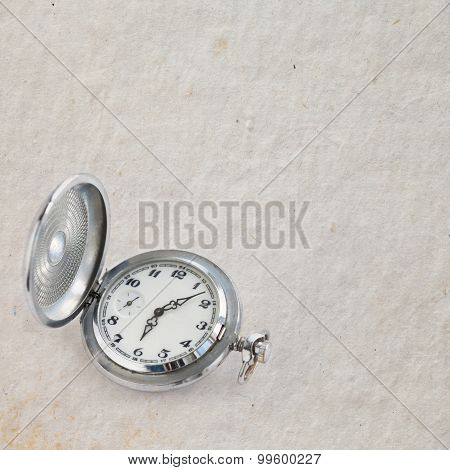 Retro Style Mens Watch With Stopwatch.
