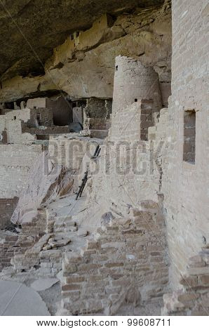 Looking Back At Cliff Palace