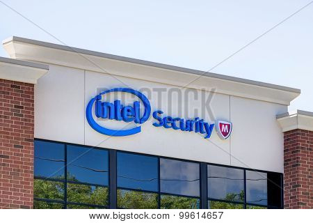 Intel Security Office Building