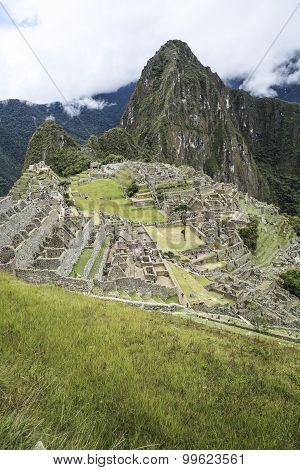 Hidden City Machu Picchu In Peru