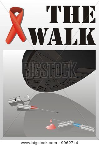 The Walk Poster.