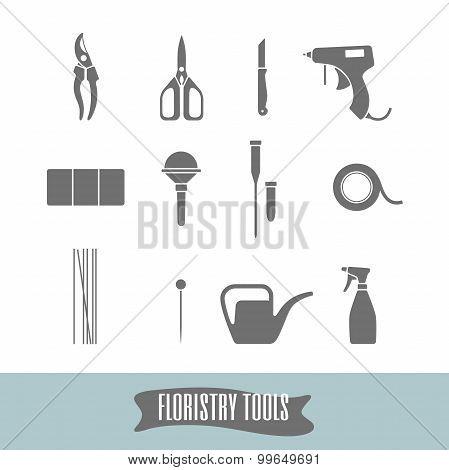 Florist Tools.