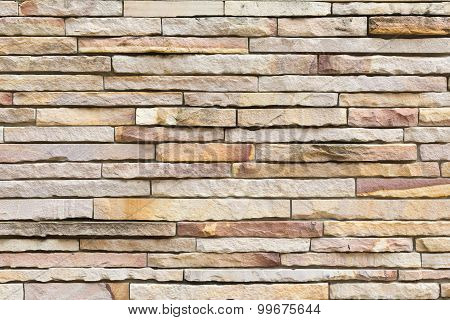 Wall Blick Cement Stone Background.