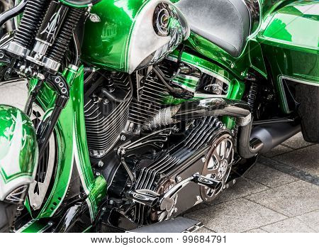 Motorcycle Details Close