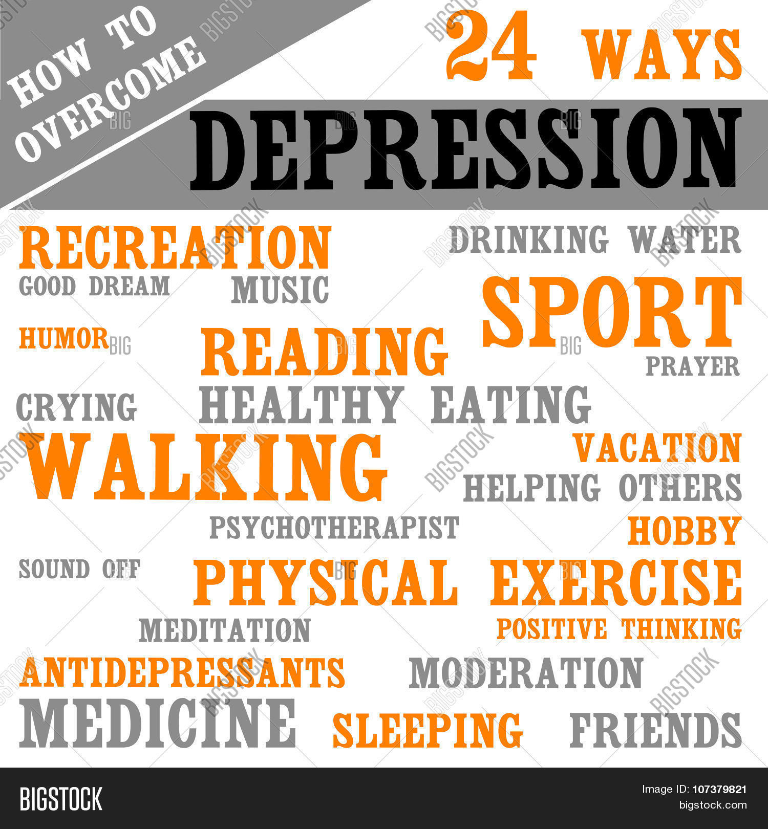 How to overcome depression 24
