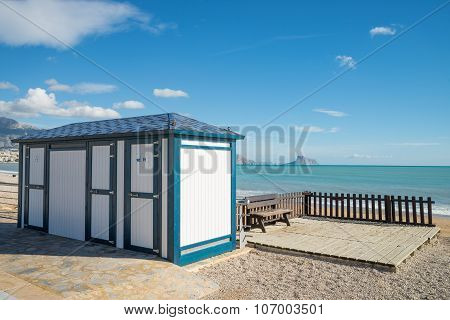 Toilet Booth