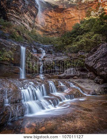 Lower Wentworth Falls