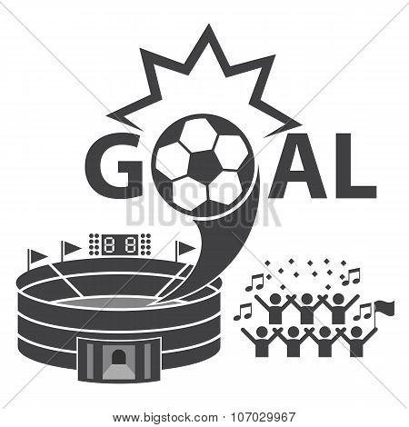 Goal. Winning