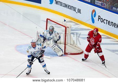 A. Ivanov (28), K. Dullman (38) And D. Shitikov (23)
