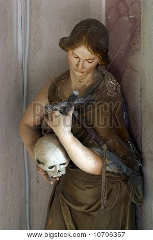 Sain Mary Magdalene