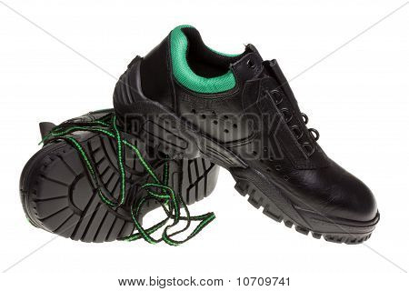Safety Shoes.
