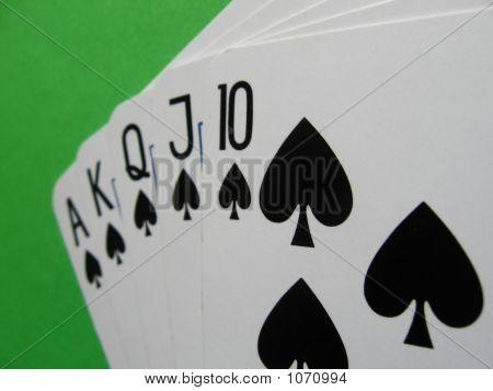 Spades Royal Poker