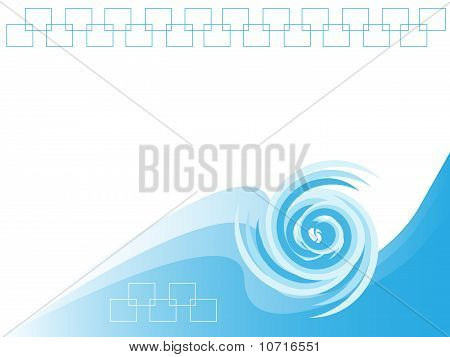 The Abstract Background.