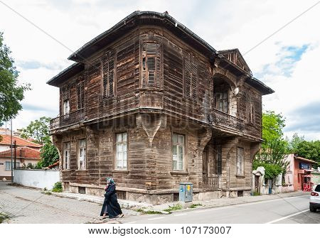 Traditional House In Turkey