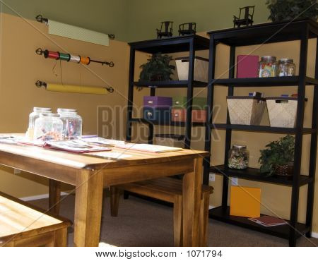 Arts And Crafts Room