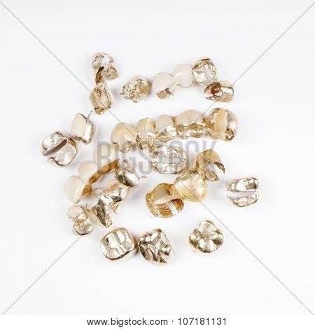 dental gold scrap
