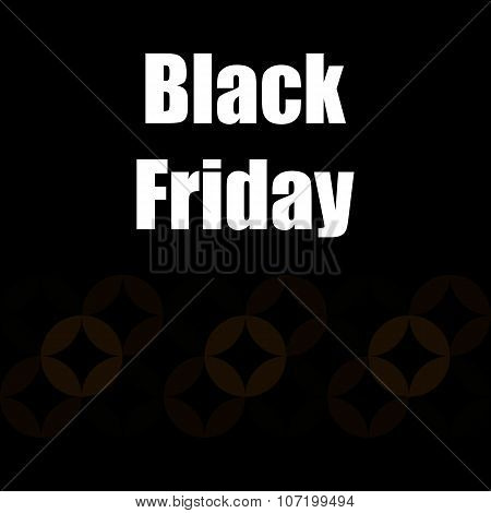 black friday banner , vector illustration, eps10