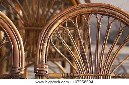 Rattan Furniture Details