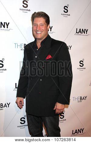 LOS ANGELES - DEC 4:  Sean Kanan at the