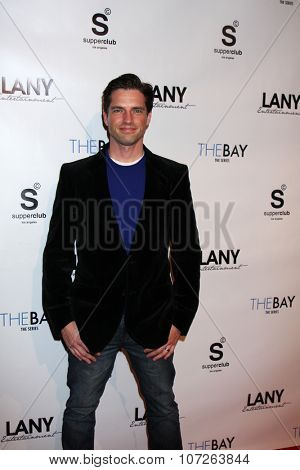 LOS ANGELES - DEC 4:  Scott Bailey at the