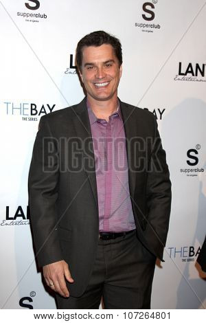 LOS ANGELES - DEC 4:  Rick Hearst at the