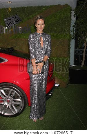 LOS ANGELES - MAY 2:  Lady Victoria Hervey at the Jaguar North America and Britweek Present