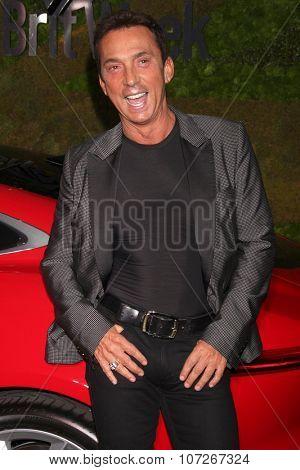 LOS ANGELES - MAY 2:  Bruno Tonioli at the Jaguar North America and Britweek Present