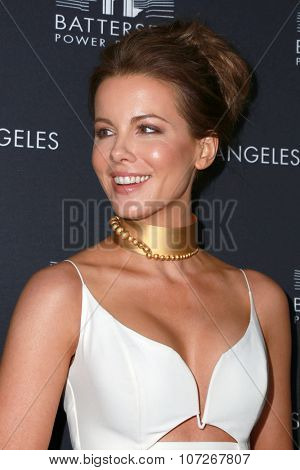 LOS ANGELES - NOV 6:  Kate Beckinsale at the Battersea Power Station Global Launch Party at the The London on November 6, 2014 in West Hollywood, CA
