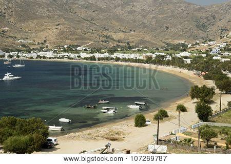 Livadi Beach, Serifos Island
